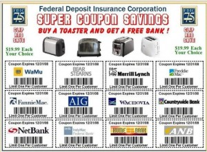 Buy a Toaster, Get a FREE Bank
