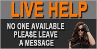 Live Help Not Available Now
