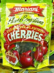 Cherry Flavored Cherries?