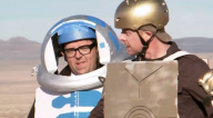 Simon Pegg and Nick Frost's Star Wars
