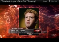 Facebook Partners With the CIA
