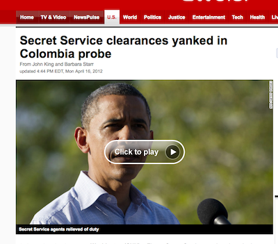 Secret Service Yanked? Best CNN Headline