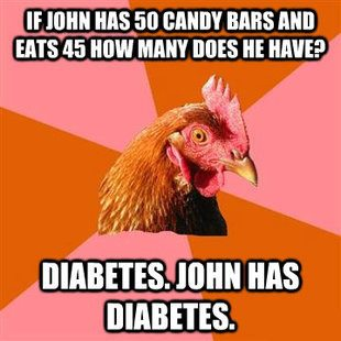 If John Has 50 Candy Bars..